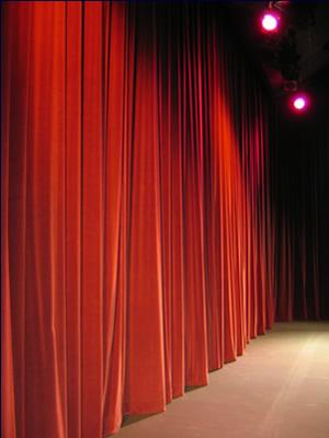 Telones a medida para teatros