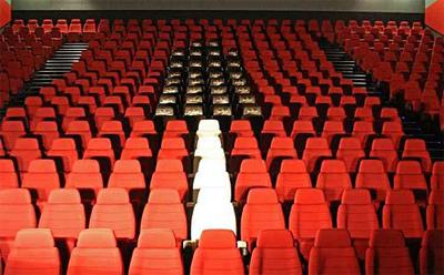 Venta e instalación de butacas de teatro